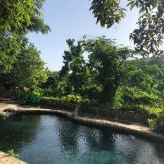 The Pool at Villa Ronai